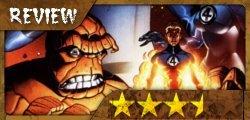Review 4 Fantasticos: Imaginautas