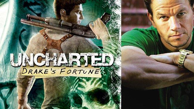 Uncharted Mark Wahlberg Nathan Drake