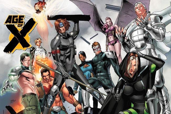 Age of X - X-Men