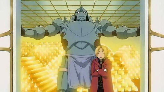 Fullmetal Alchemist Hagane no Renkinjutsushi anime