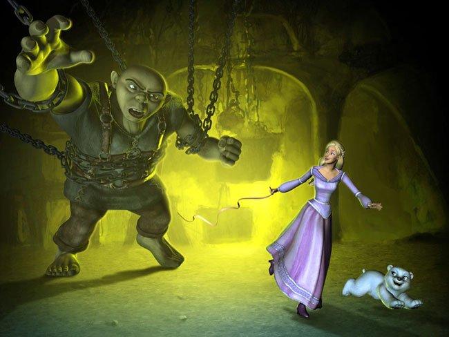 Barbie: Cruzada por el Reino de la Sombra