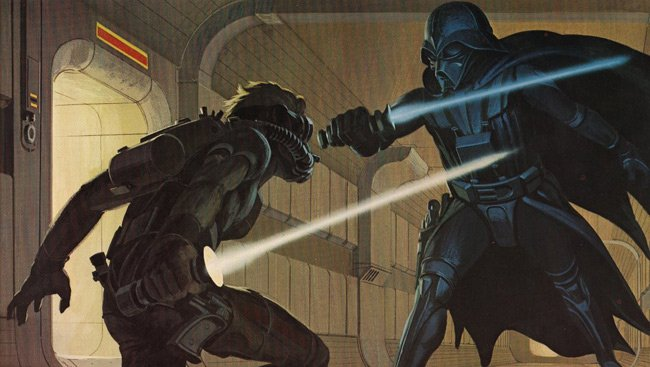 Star Wars Darth Vader design diseño Ralph McQuarrie