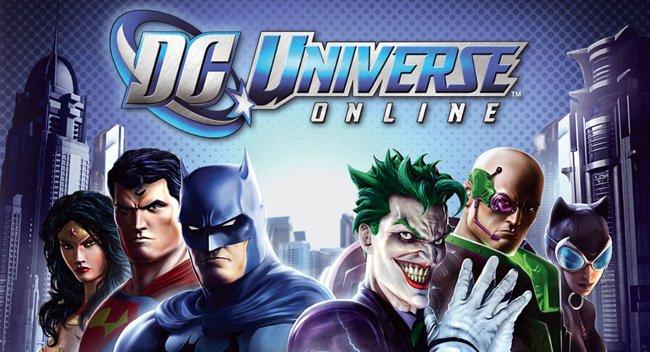 DC Universe Online MMORPG