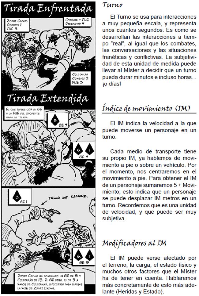 Deadhunter: página del manual