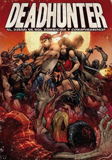 Deadhunter: portada
