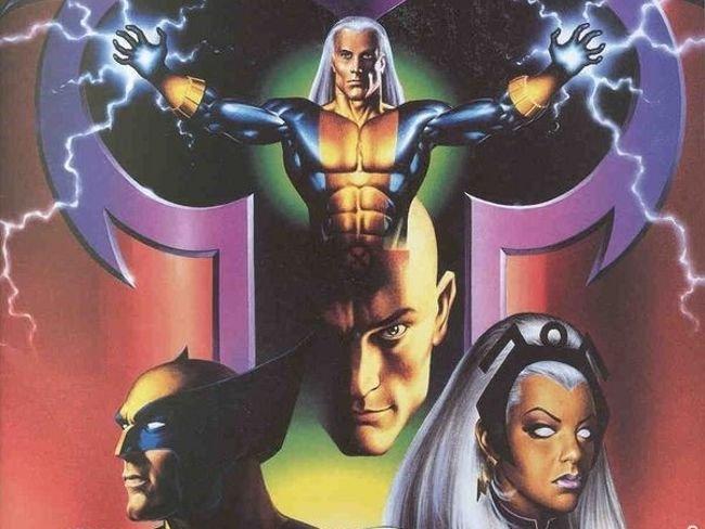 X-Men Magneto War