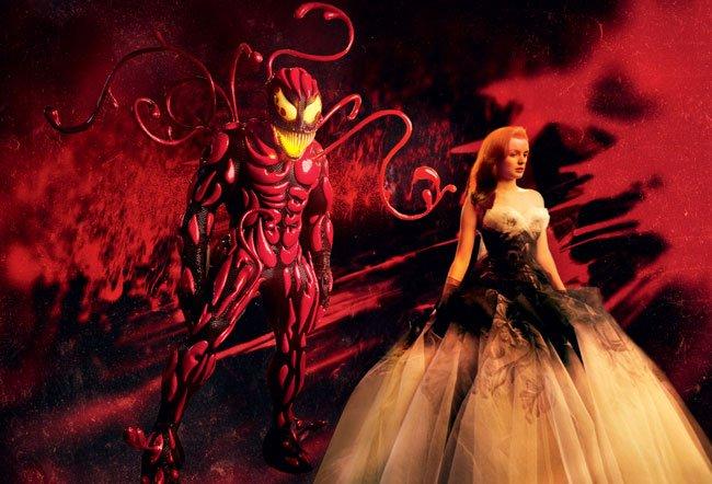 Imagen promocional del musical 'Spiderman: Turn off the dark'