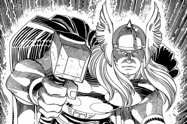 Thor Romita Jr.