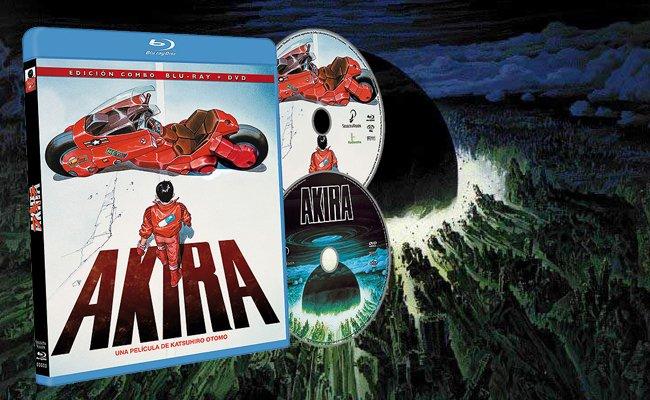 Akira Selecta Vision Blu-ray