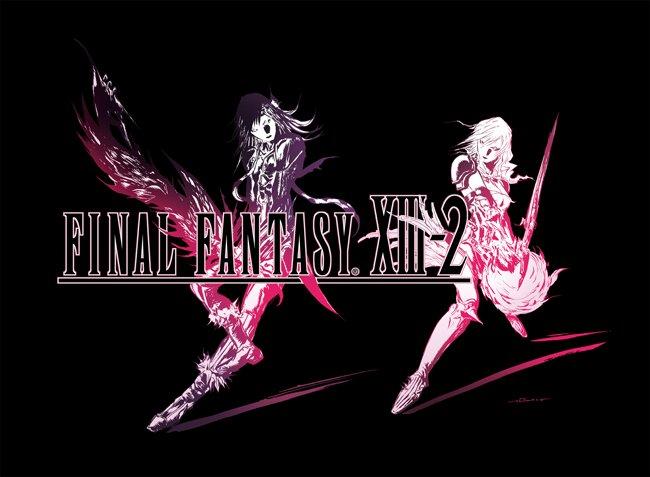 Final Fantasy XIII-2 Square Enix