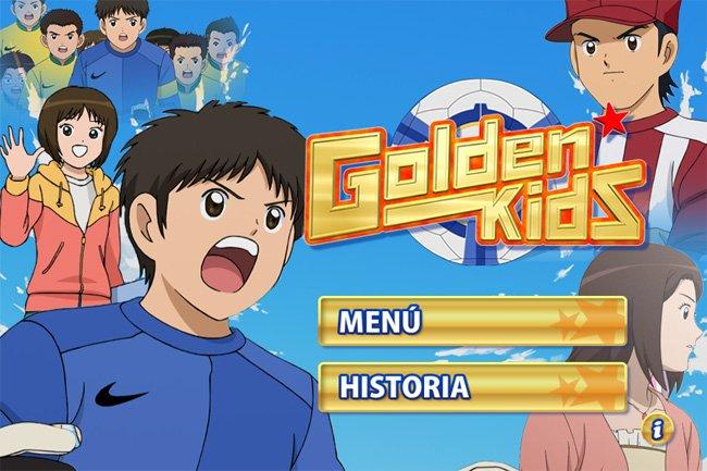 Golden Kids Yoichi Takahashi iPhone iPad