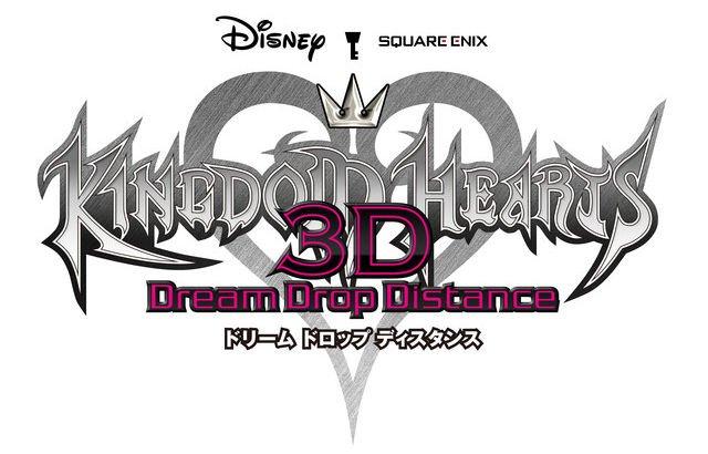 Kingdom Hearts 3D Dream Drop Distance Nintendo 3DS