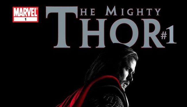 The Mighty Thor Portada
