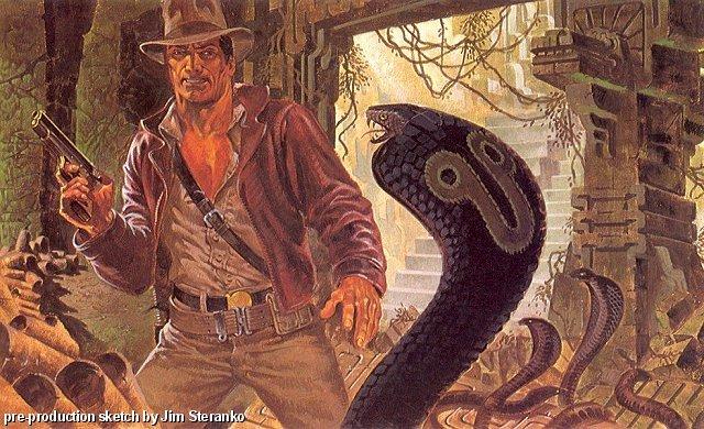 Indiana Jones de Jim Steranko.jpg