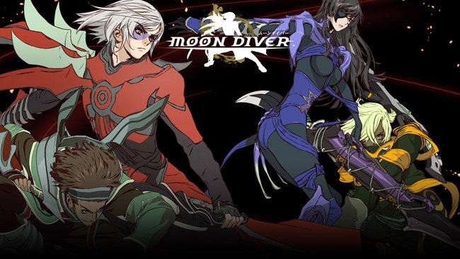Moon Diver Square Enix Necromachina