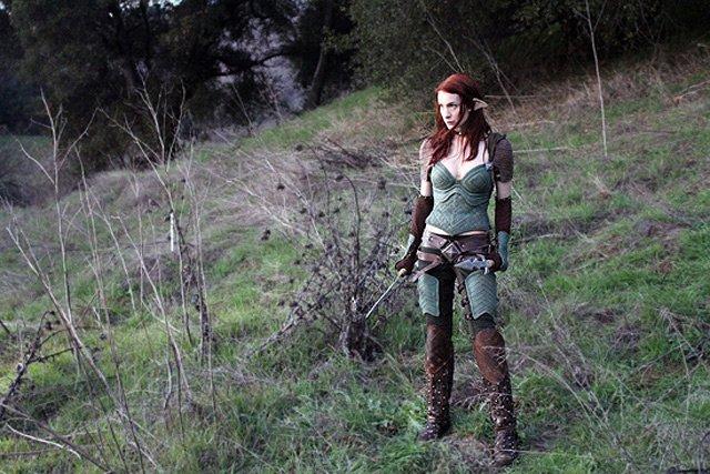 Dragon Age Redemption Felicia Day