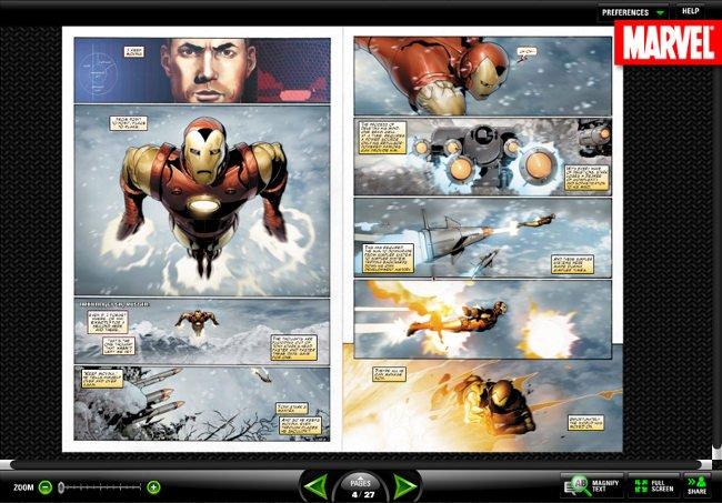 Marvel Chrome Store