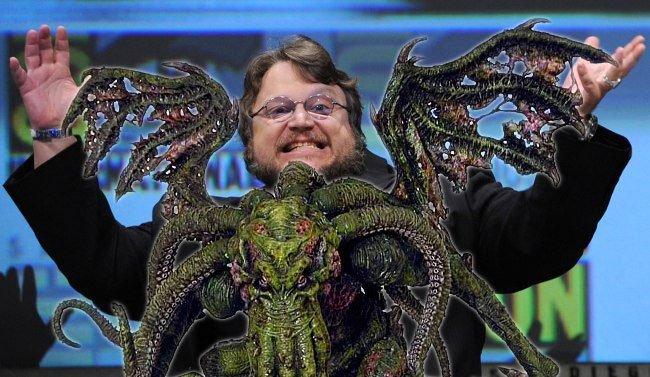 Guillermo del Toro, devorado por Cthulhu
