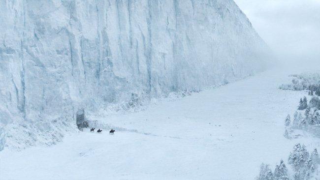 El Muro de Hielo