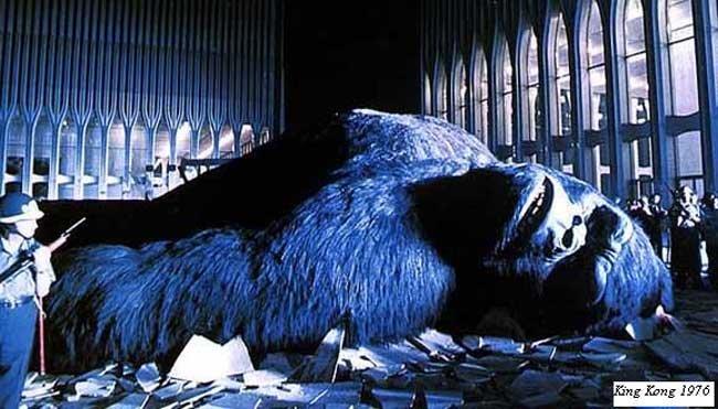 King Kong muerto, la metáfora que ha usado George R.R. Martin para decir que ha terminado A Dance with Dragons