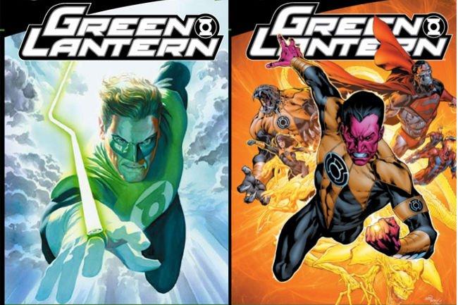 Green Lantern de Geoff Johns
