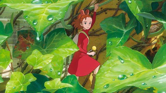 Karigurashi no Arrietty Ghibli Aurum