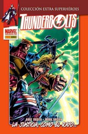 Thunderbolts: La Justicia Como el rayo