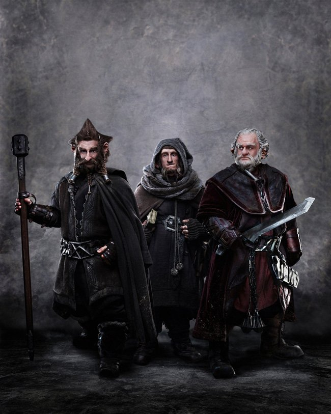 Dori, Nori y Ori
