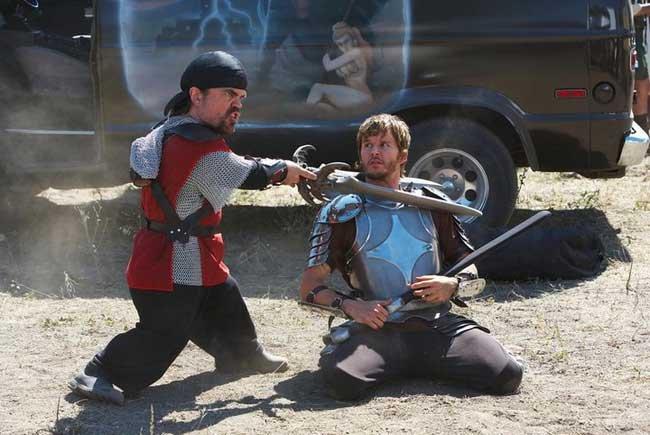 'Knights of Badassdom', Peter Dinklage y Ryan Kwanten