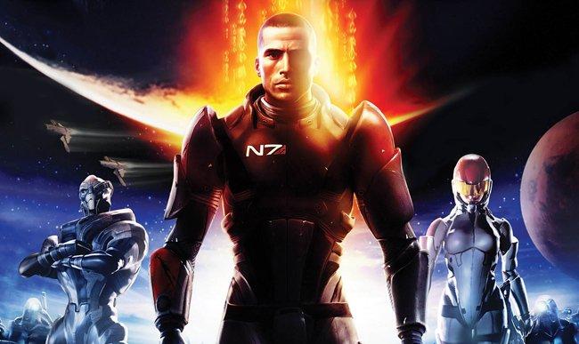 Mass Effect película