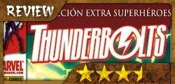Reseña Thunderbolts
