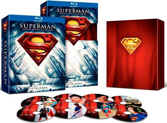 Superman La Antología