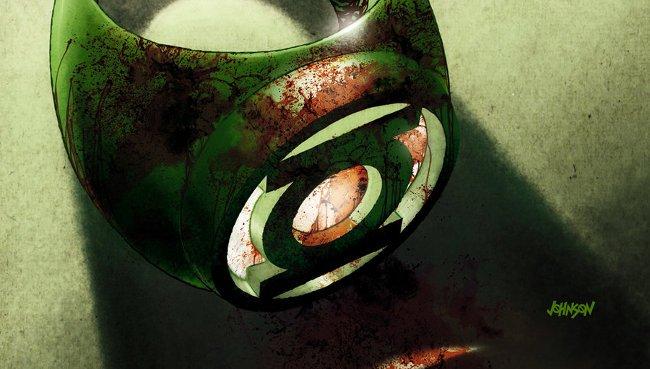 War of Green Lanterns
