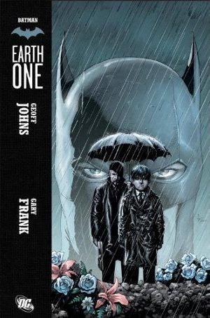 Batman Earth One, de Geoff Johns y Gary Frank