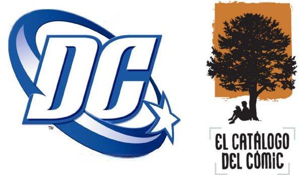 Catálogo del Cómic Derechos DC Entrevista