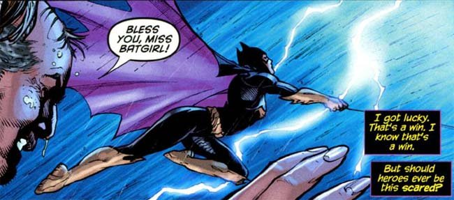 Batgirl #1 The New 52