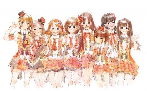 AKB48 anime