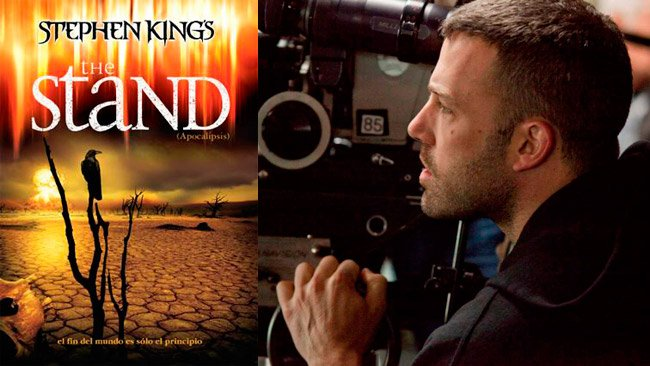 Stephen King The Stand Ben Affleck