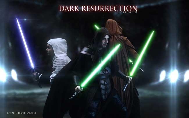 Dark Resurrection vol. 0