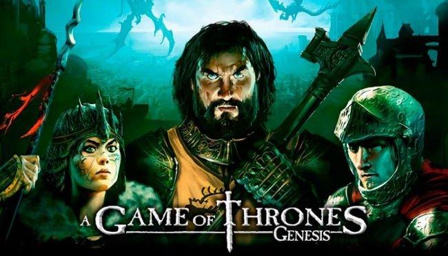Game of Thrones Genesis