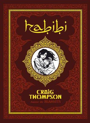 Habibi, de Craig Thompson, portada