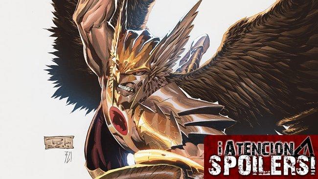 Savage Hawkman