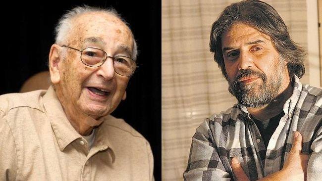 Joe Simon y Eduardo Barreto