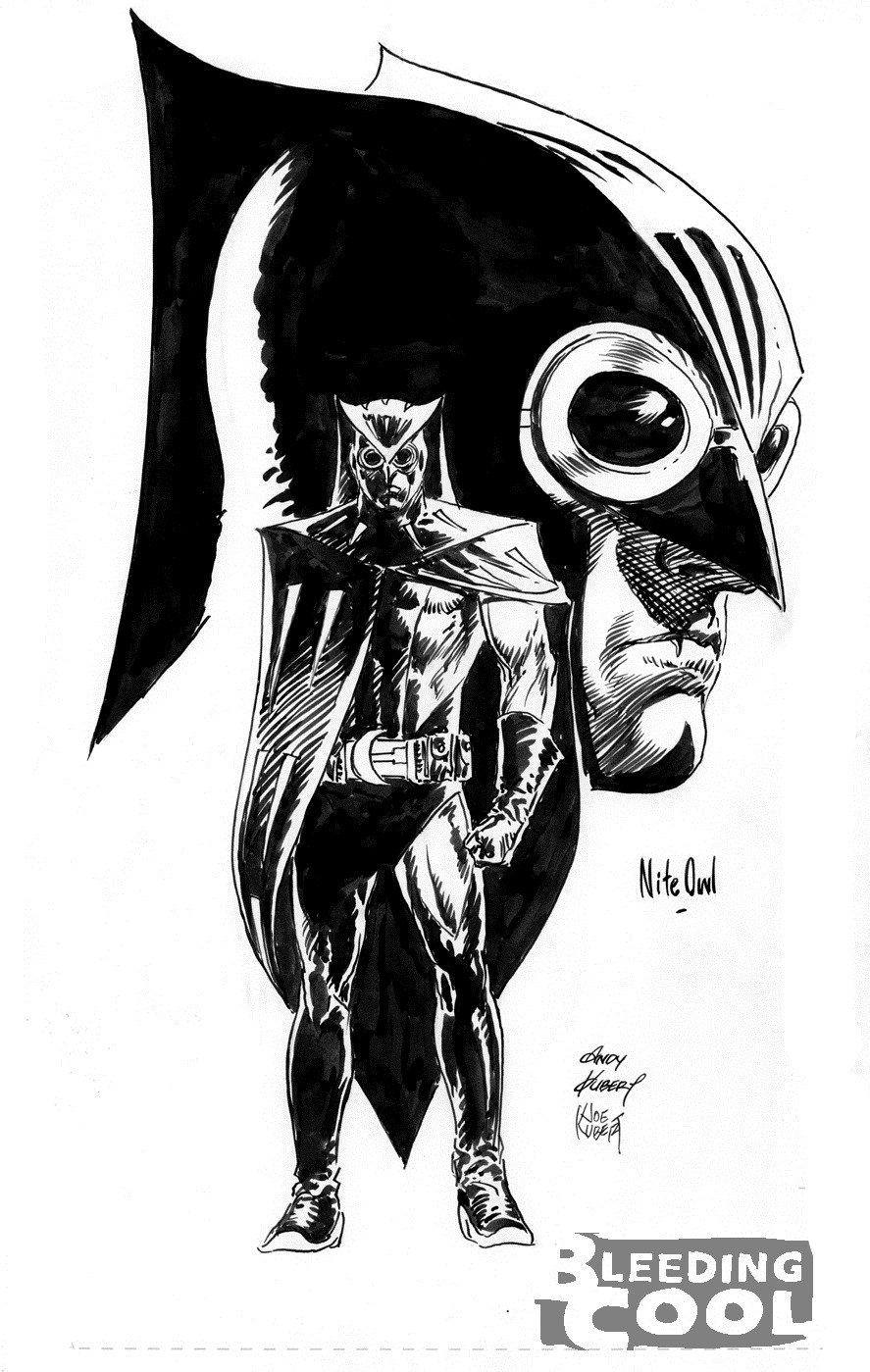 Watchmen 2 Nite Owl