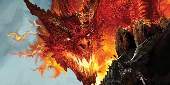 Dungeons and Dragons Quinta Edición