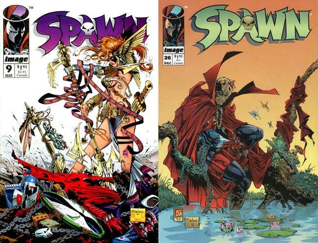 Spawn 9 y 26