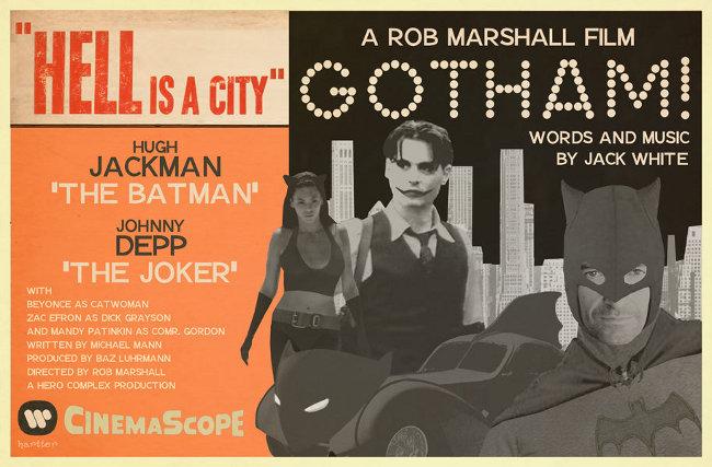 GOTHAM, el musical