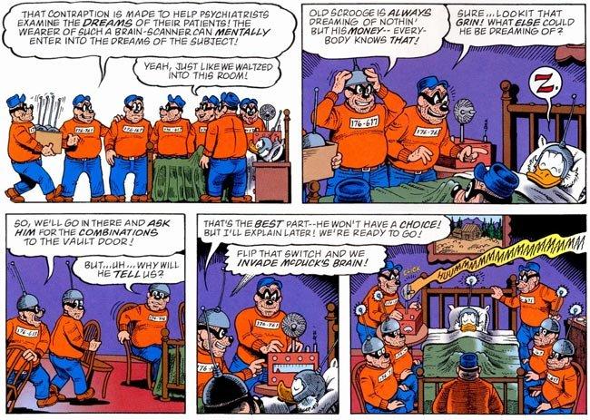 McPato vs Inception