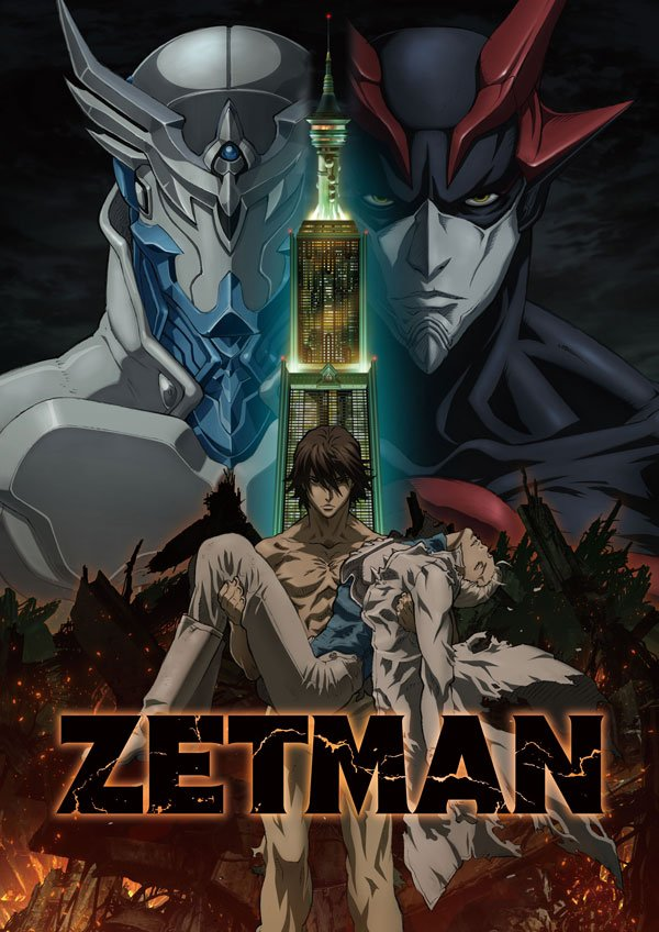 Zetman anime Masakazu Katsura