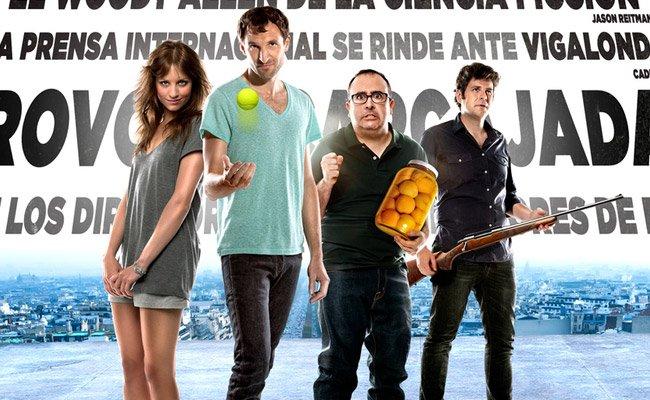 'Extraterrestre', una comedia tróspida-romantica de Nacho Vigalondo